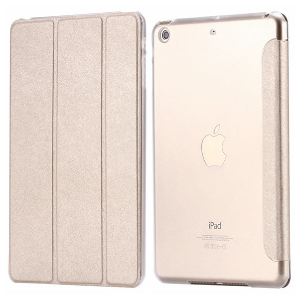 Crystal Clear Back Slim iPad Mini Case