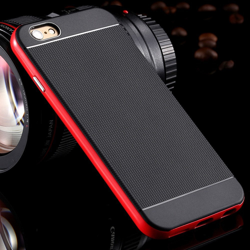 Dual Layer Hard Armor iPhone Case