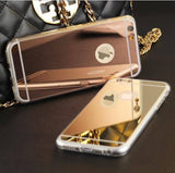 IPhone - IPhone Mirror Effect Soft Case
