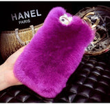 IPhone - IPhone Soft Furry Case