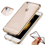 IPhone - IPhone Ultra-Thin, Crystal-Clear, Bumper Case