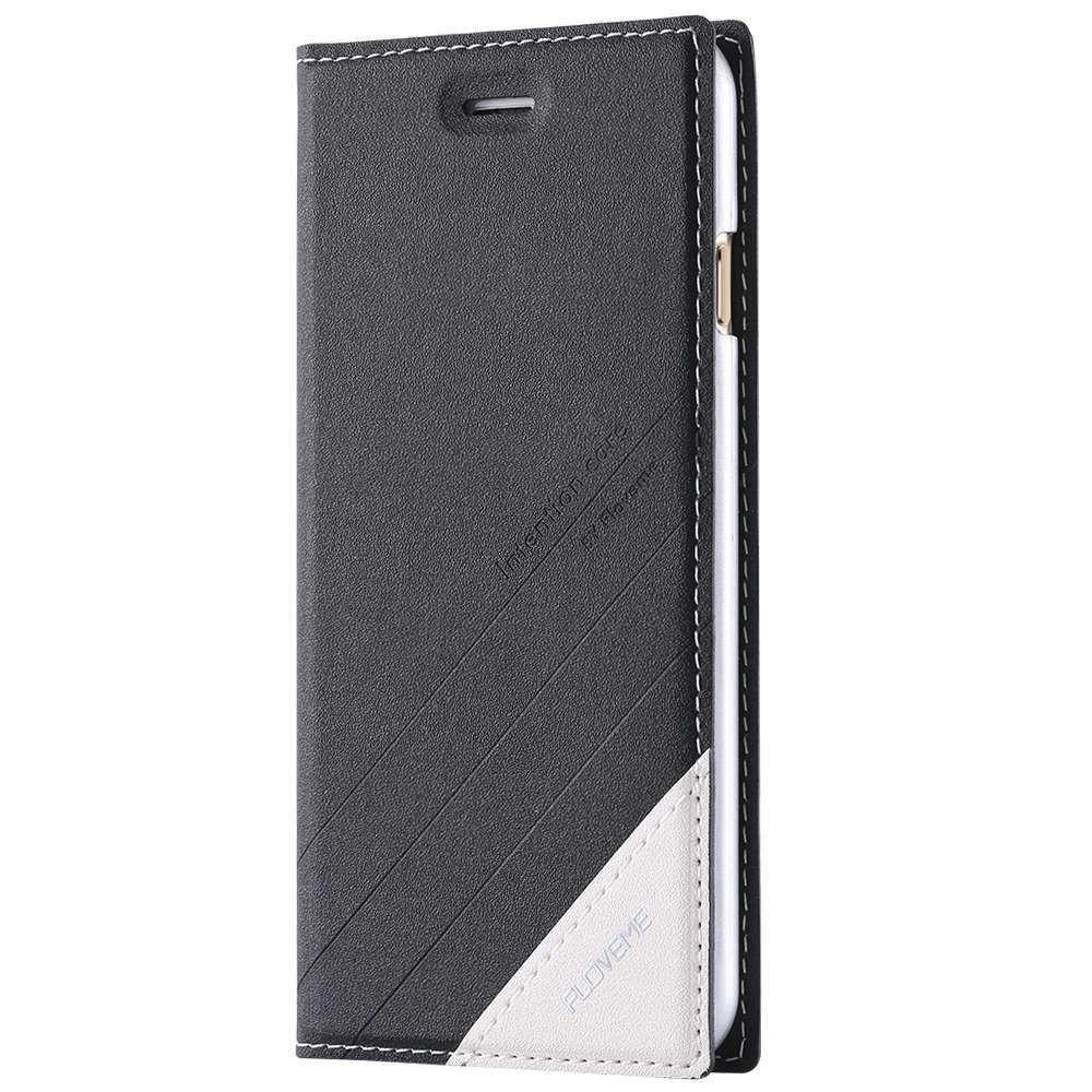 Stylish Leather Wallet iPhone Case