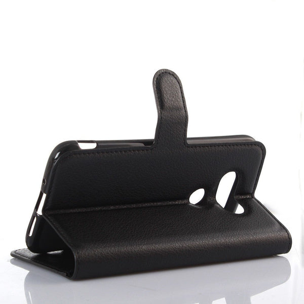 Leather Wallet LG Case w/Stand