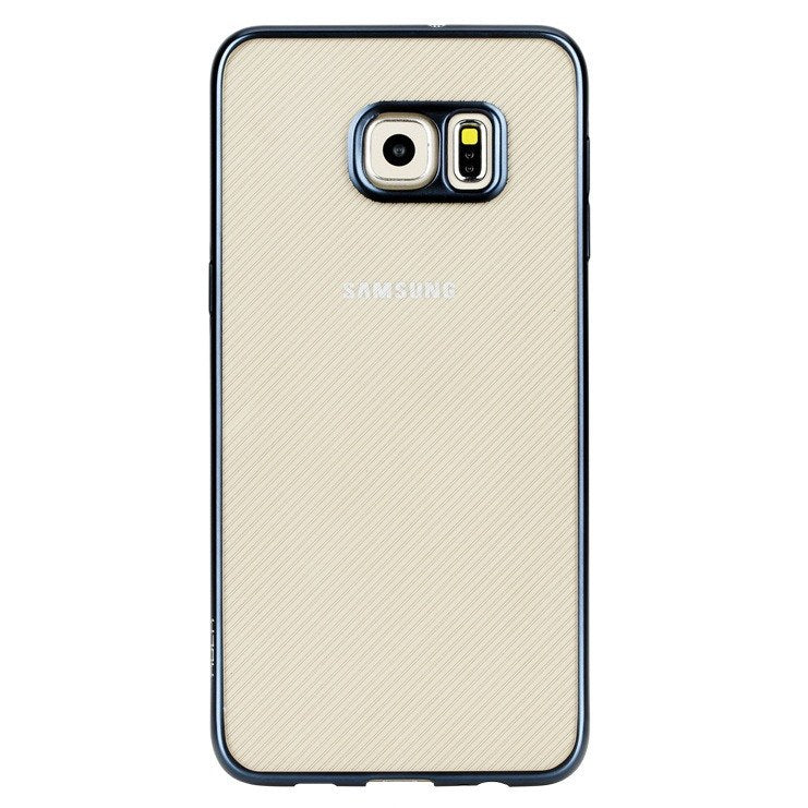 Flame Electroplated Soft Galaxy Case
