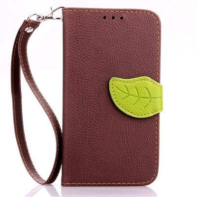 Core Prime Leaf Clasp Galaxy Wallet Case