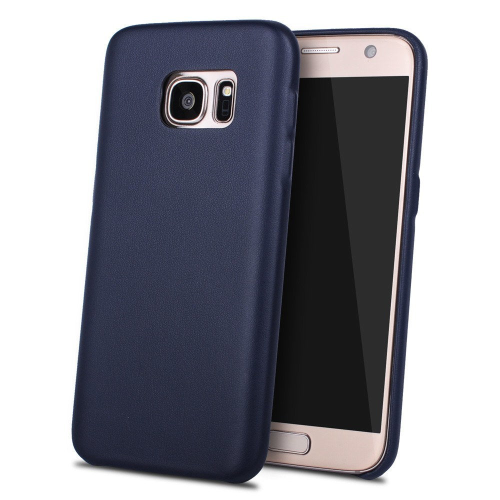 Ultra-Thin Leather Galaxy Case