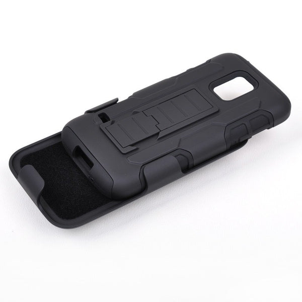 Belt Holster Future Armor Galaxy Case w/Kickstand