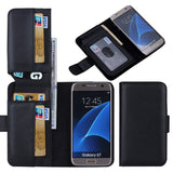 Samsung - Samsung S7 7-Card Multifunction Leather Case