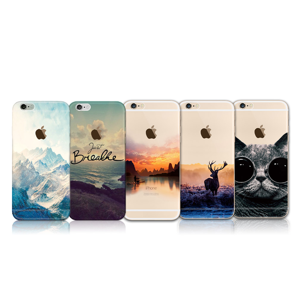 Scenic iPhone Case