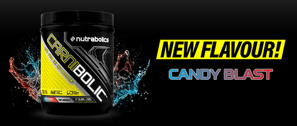All-new CARNIBOLIC® Candy Blast!