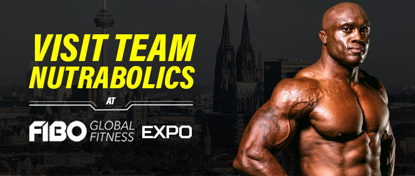 Join us at FIBO 2018
