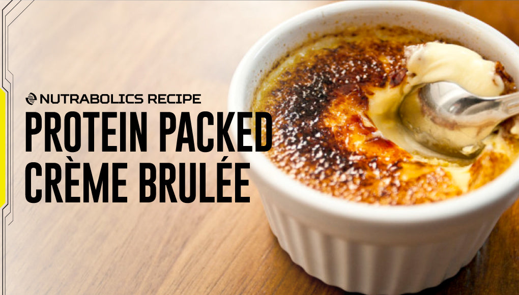 Hydropure Protein Creme Brulee
