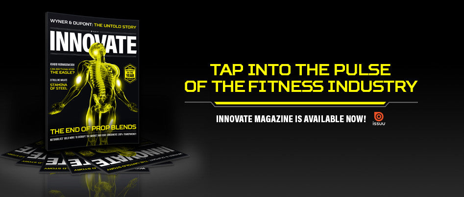 Innovate Magazine is available now!