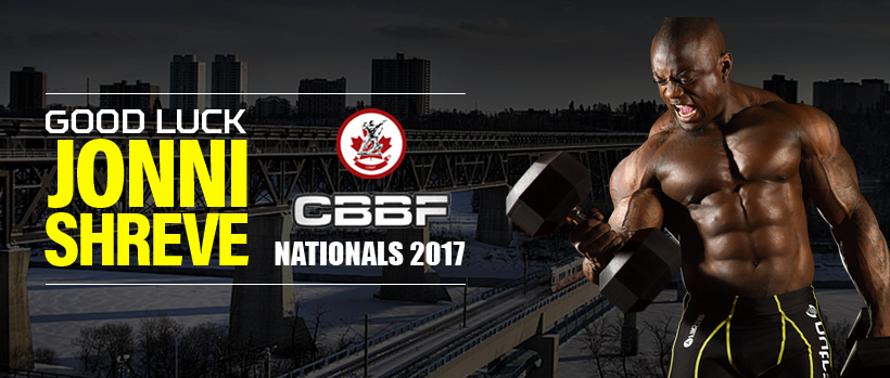 GOOD LUCK JONNI SHREVE at the 2017 CBBF NATIONALS