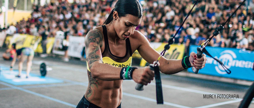 "Nutrabolics Natali ""Laflaca"" Gomez Dominates at the Revolution Games"