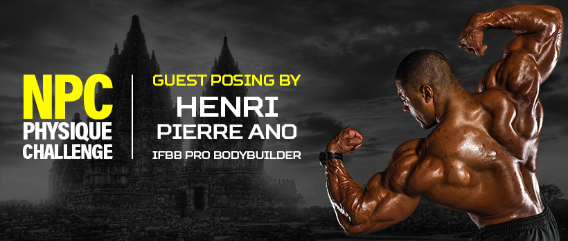 NPC Physique Challenge - March 12th, Bekasi, Indonesia.