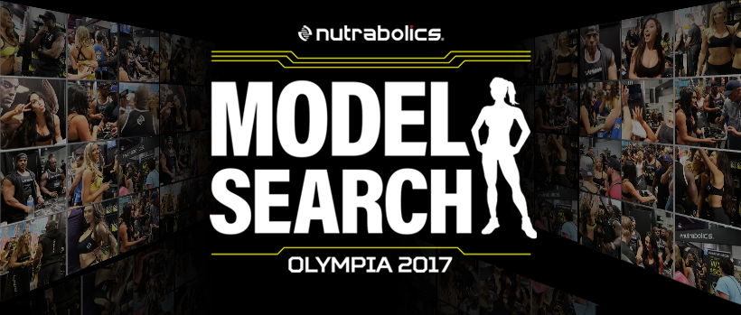 Nutrabolics Model Search - Olympia 2017