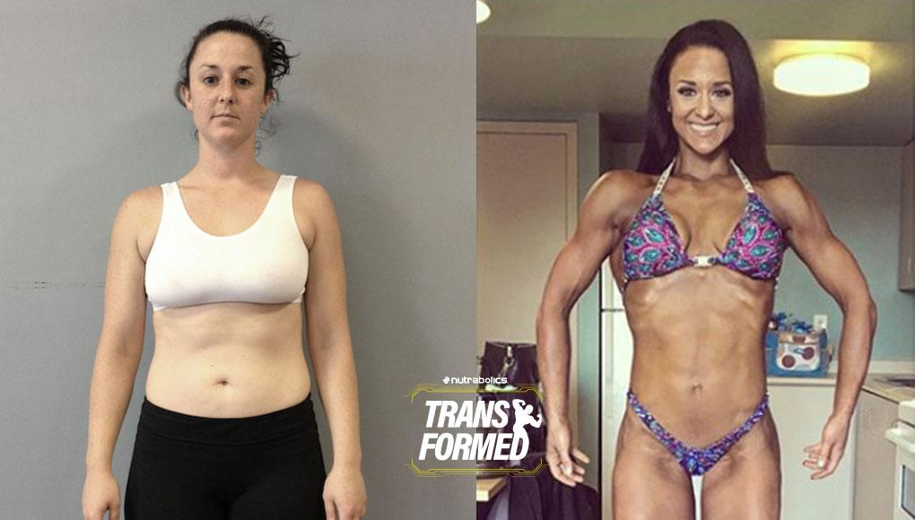 TRANSFORMED: AMY HOWE'S FITNESS JOURNEY