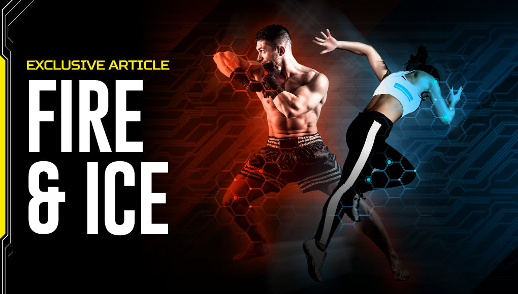 FIRE AND ICE – How temperature can give your training and recovery an elemental edge