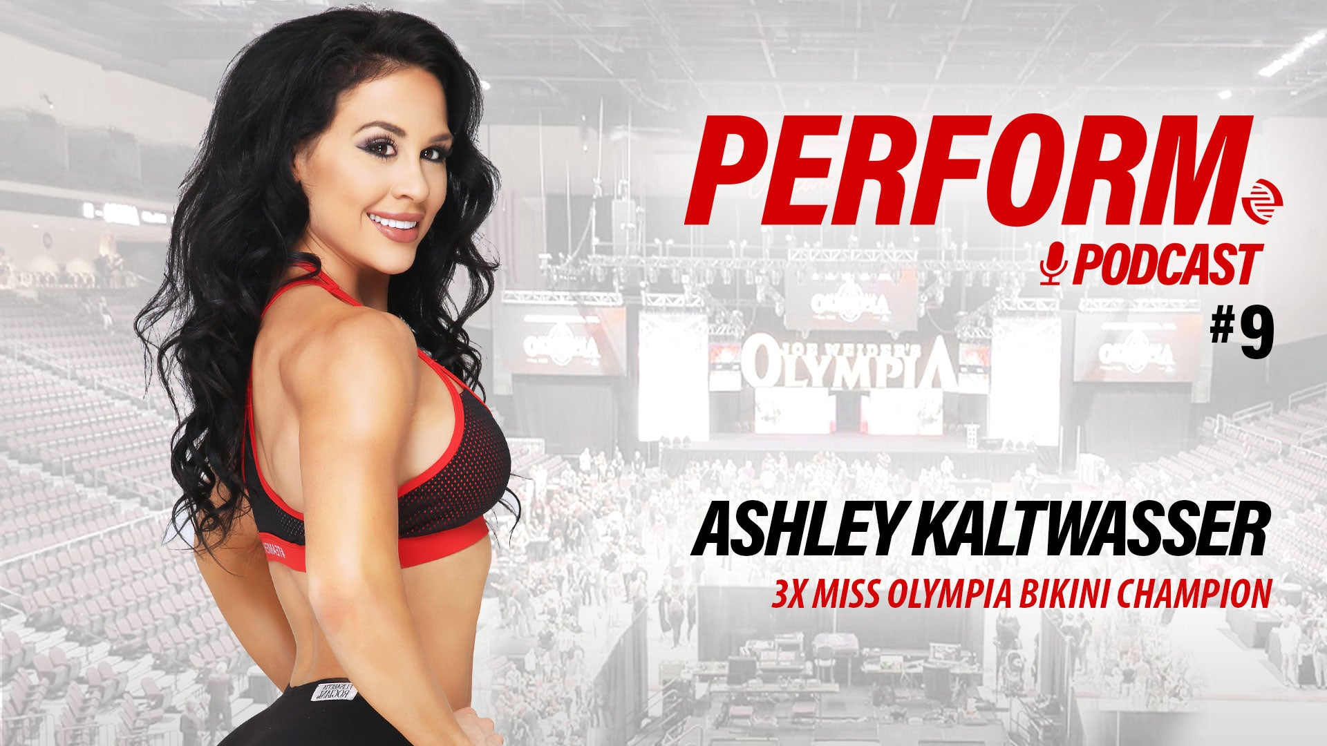 Perform Podcast Episode 009 - Ashley Kaltwasser