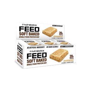 FEED Soft Baked Bar