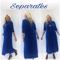 separates are perfect for pear shaped women