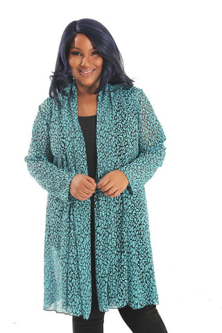 How to Wear a Plus Size Duster - PlusbyDesign.com