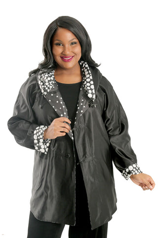 Lindi Betty Reversable Windbreaker