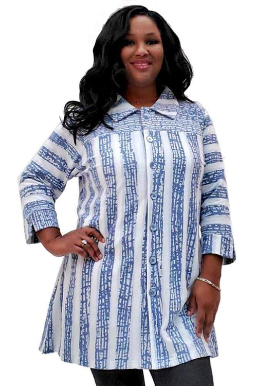 Tops Parsley and Sage Marjorie Long Shirt