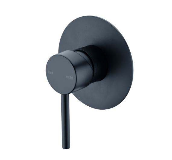 """Black Wall Mount Faucet stainless steel 12"""" 300 mm matte black shower head with wall arm 2"""