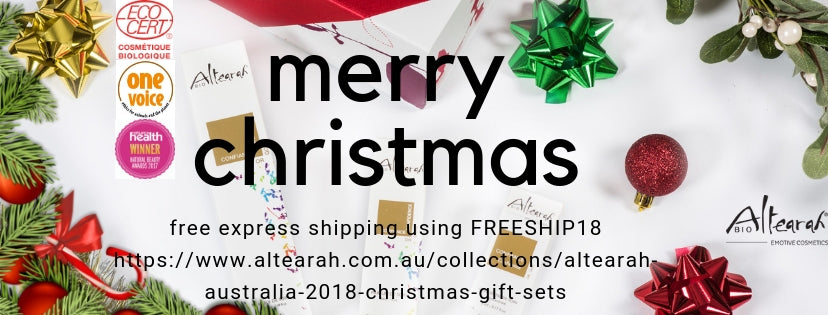 Altearah Australia 2018 Christmas Gift Sets