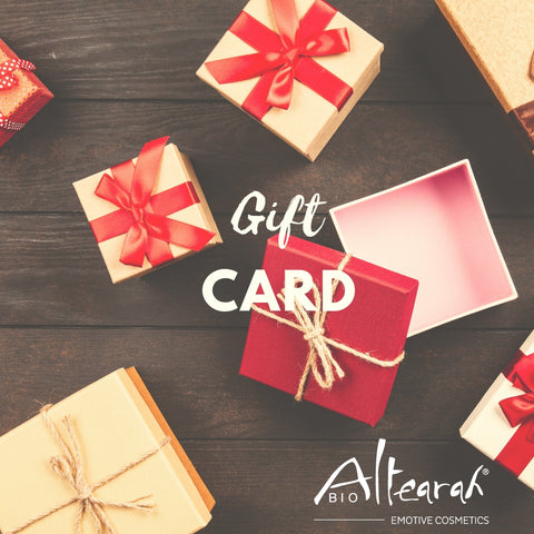 Altearah Christmas Gift Card