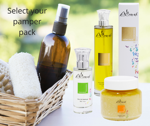 Create your own personal Pamper Pack