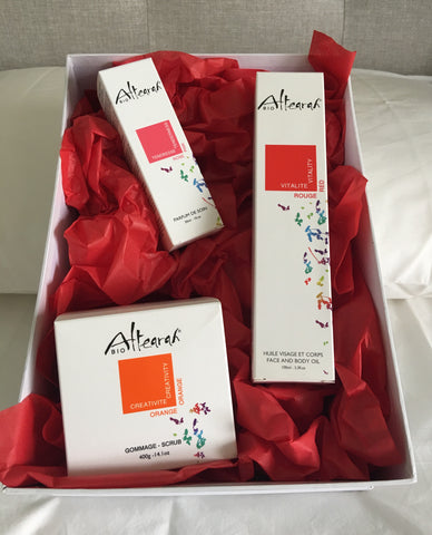 Altearah Passion and Desire Pamper Pack