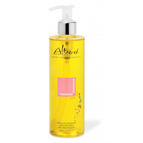 Altearah Massage Oil in Pink Compassion