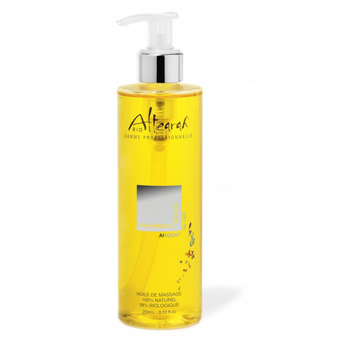 Altearah Massage Oil in Silver Repair