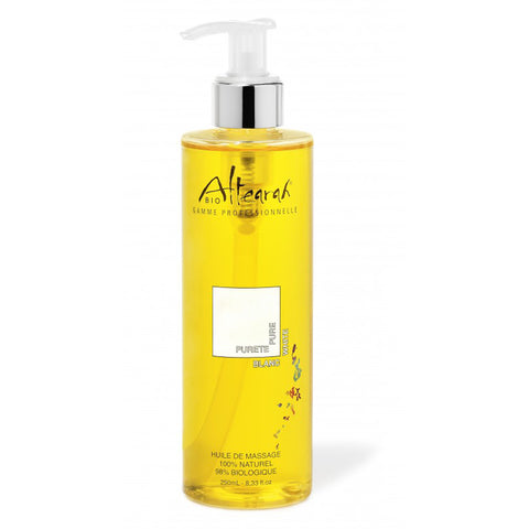 Altearah Massage Oil in White Pure