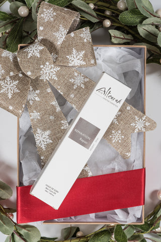 Altearah Christmas Boxed Set: Silver Repair Body Oil