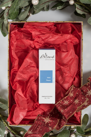 Altearah Christmas Boxed Set: Blue Peace Perfume