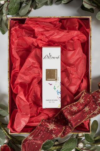 Altearah Christmas Boxed Set: Gold Confidence Perfume