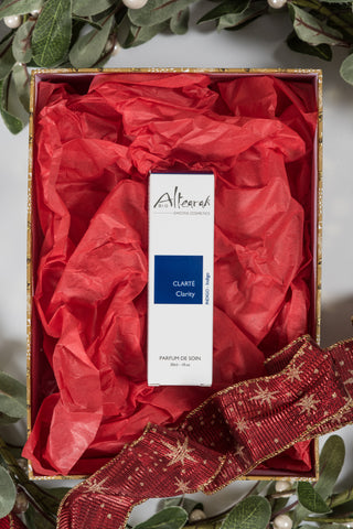 Altearah Christmas Boxed Set: Indigo Clarity Perfume