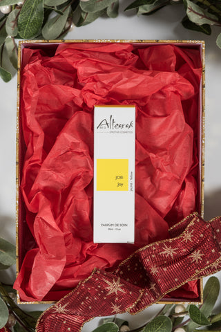 Altearah Christmas Boxed Set: Yellow Joy Perfume
