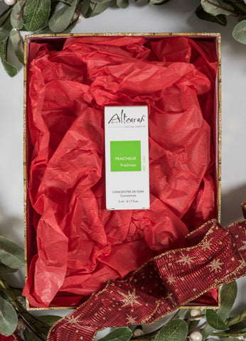 Altearah Christmas Boxed Set: Green Freshness Concentrate