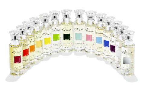 Altearah Perfume 14 Colour Collection