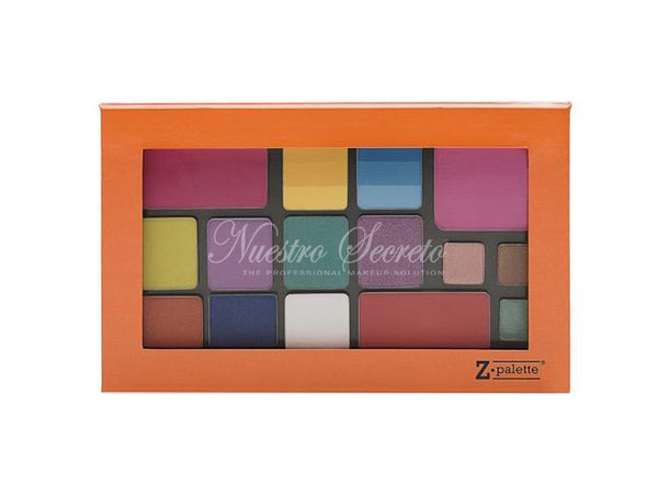 Z Palette - Large Palette Orange