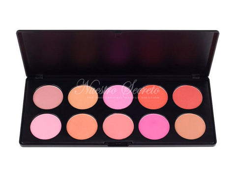 Coastal Scents  - 10 Blush Palette