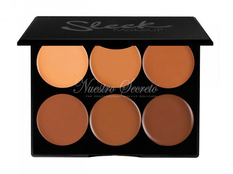 Sleek MakeUp - Cream Contour Kit in Dark
