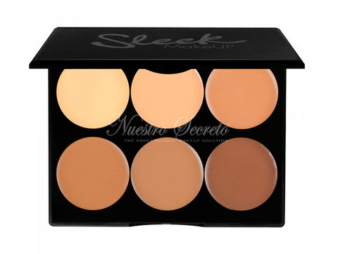 Sleek MakeUp - Cream Contour Kit in Medium