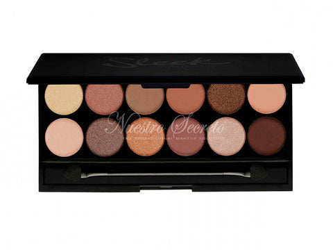 Sleek Makeup - i-Divine Eyeshadow Palette - A New Day