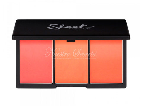 Sleek Makeup - Blush by 3 in Californ.I.A